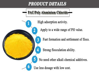 Do you know the most features about poly aluminium chloride?